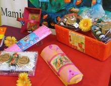 Des objets décoratifs de l'ESAT St Pée